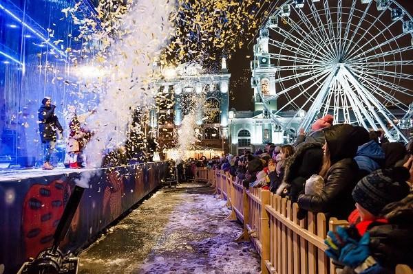 На Софийской и Контрактовой площадях пройдут концерты: программа