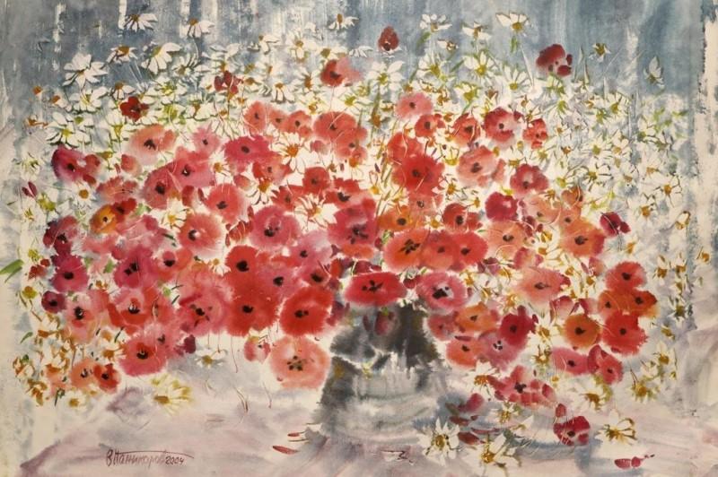 В Доме художника пройдет выставка работ Василия Поникарова