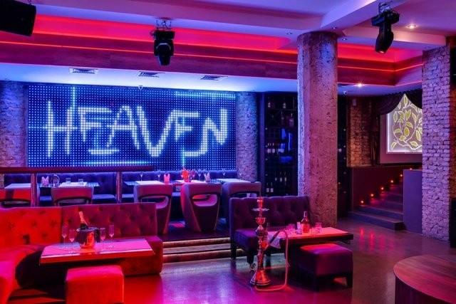 Heaven - ночной клуб в Киеве