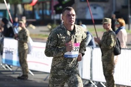 В рамках Киевского марафона состоится забег «Ветеранская десятка»