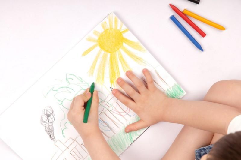 В столице пройдет выставка картин, нарисованных детьми-инвалидами