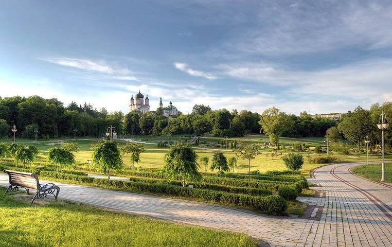 Парк «Феофания» приглашает на семейные выходные