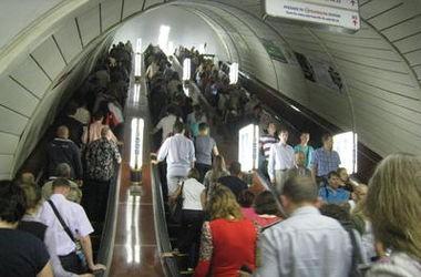 Самые загруженные станции киевского метро