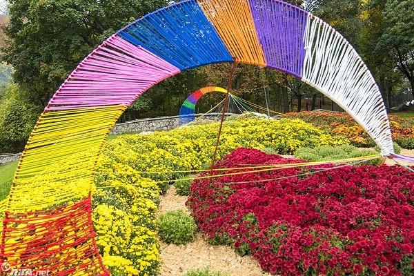 4 октября на Певческом поле стартует Фестиваль хризантем