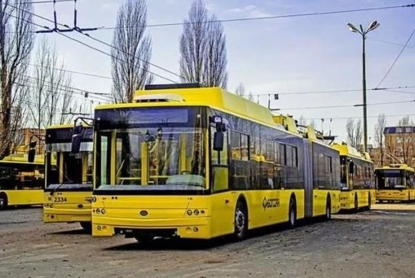 Как будет ездить коммунальный транспорт в Киеве: расписание движения