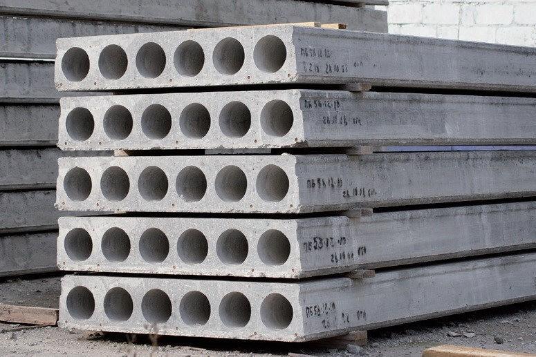 Плиты перекрытия: особенности и преимущества конструкций