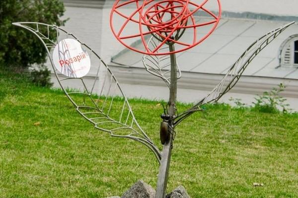 В Ботаническом саду им. Фомина запустили проект «Киев цветущий»