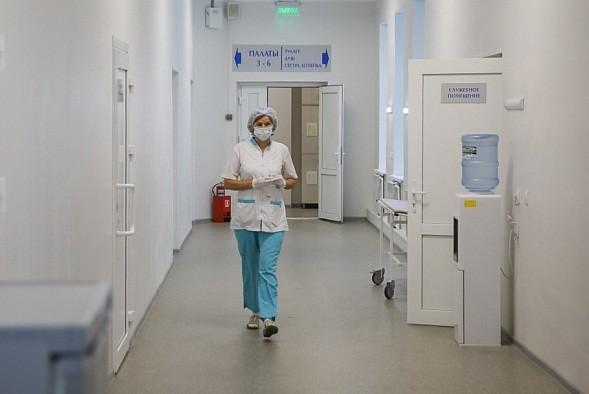 Больницы Киева подготовлены к приёму «второй волны» зараженных COVID-19