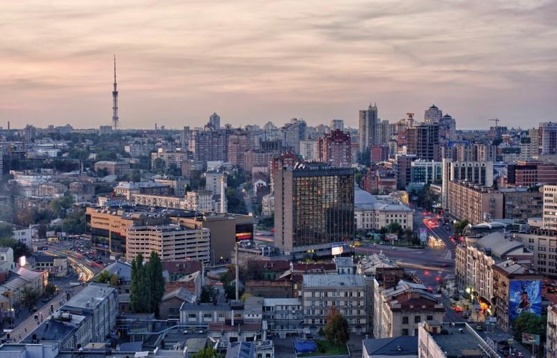 Стало известно, сколько людей официально проживает в Киеве