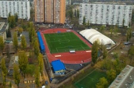 Стадион «Русановец» открыли после реконструкции