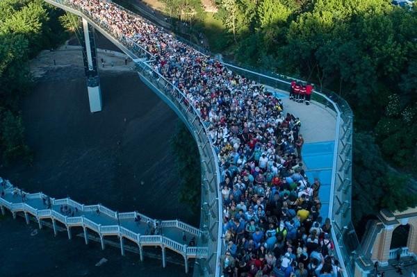 Киев вошел в ТОП-5 самых больших столиц Европы