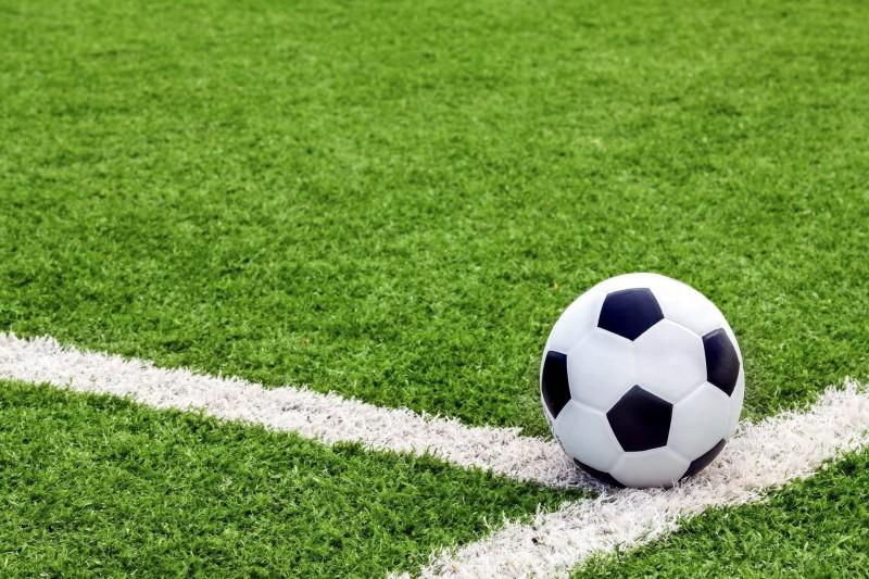 В Киеве открыли два новых футбольных поля