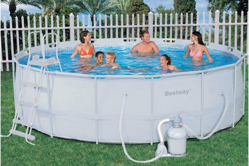 Все, что нужно знать о каркасных бассейнах