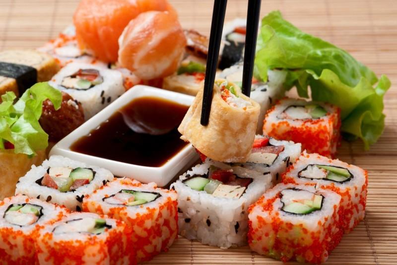 Доставка суши в Буче – выбираем только самое лучшее