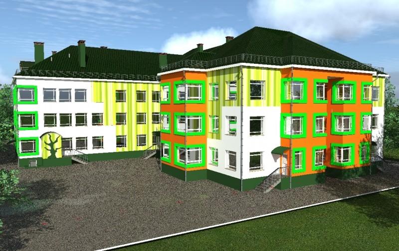На Отрадном начали строить детский сад