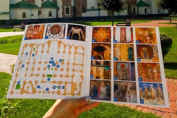 «София Киевская» разработала экскурсию для людей с нарушением слуха