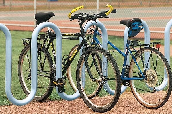 В 2020 году в столице установят почти 700 парковочных велостоек