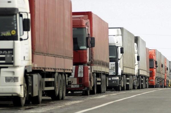 В Киев перестанут пускать грузовые автомобили в час пик