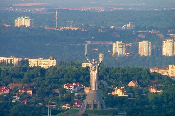 В каком районе Киева самый чистый и самый грязный воздух