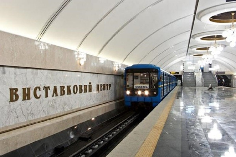 Станция «Выставочный центр» подвергнется реконструкции