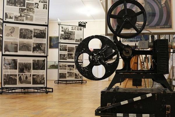 В «Довженко-Центре» откроют Музей кино