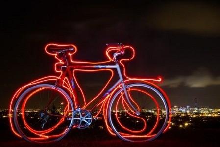В Киеве пройдет зрелищный ночной велопарад
