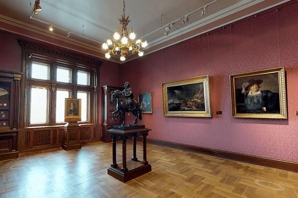 Посетить киевский музей Ханенко теперь можно виртуально