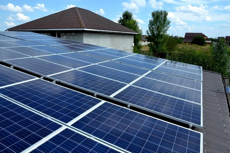 Киевский университет будет обогреваться солнечными батареями
