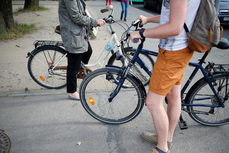 В Голосеевском районе обустроят двустороннюю велодорожку