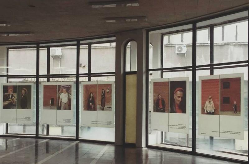На станции метро «Золотые ворота» презентуют арт-проект «Влюбленные в жизнь»