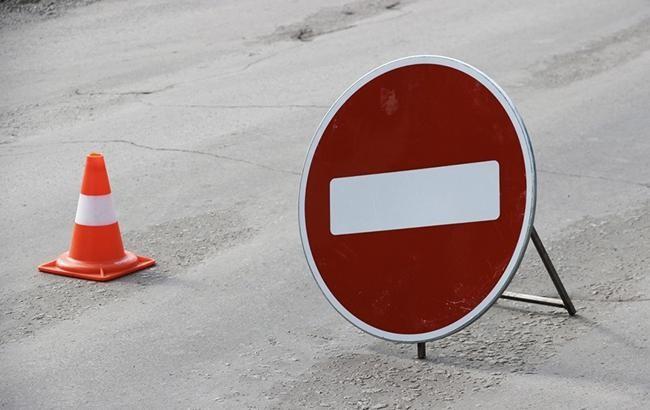 На улице Борщаговской почти на 4 месяца ограничат движение