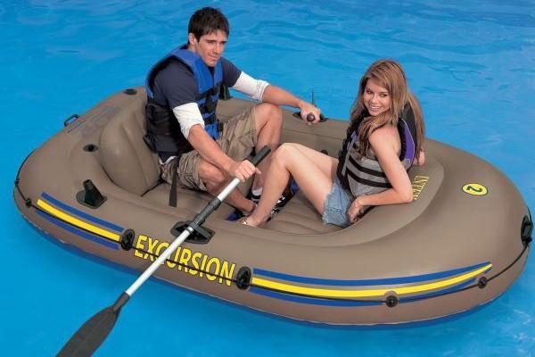 Как выбрать подходящую надувную лодку?