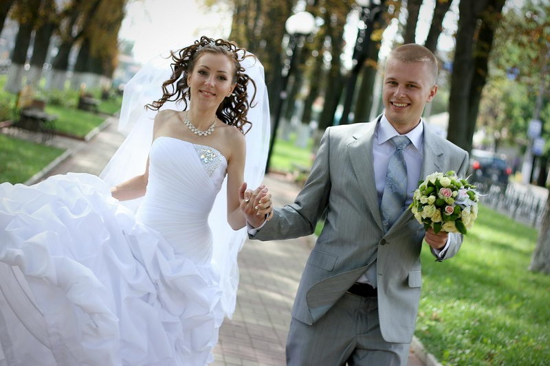 В Киеве можно будет заключить брак без бумажной волокиты