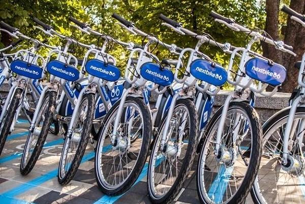 В столице откроется более 200 новых станций велопроката Nextbike