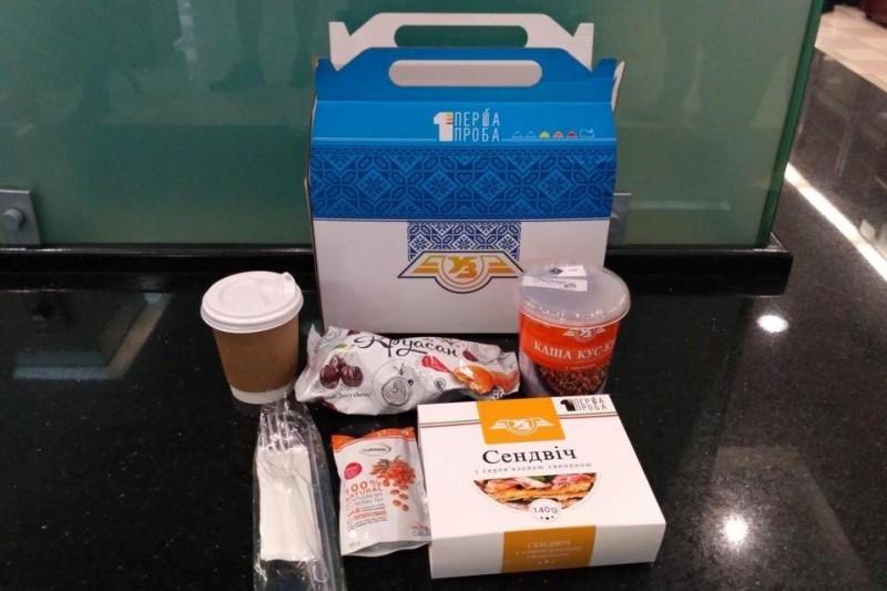 Еда от «Укрзалізниці»: в четырех поездах можно будет заказать ланч-боксы