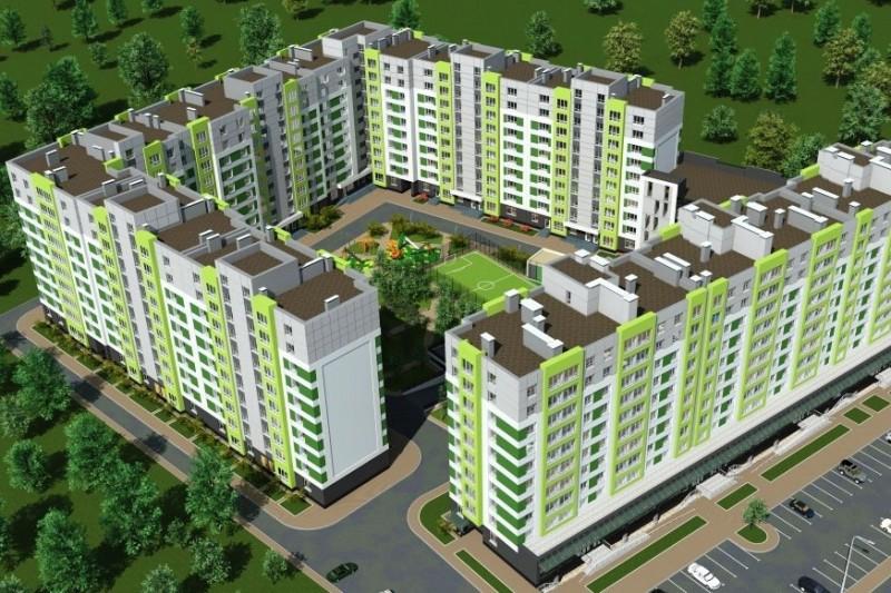 ЖК Агам - квартиры в Вишневом от застройщика