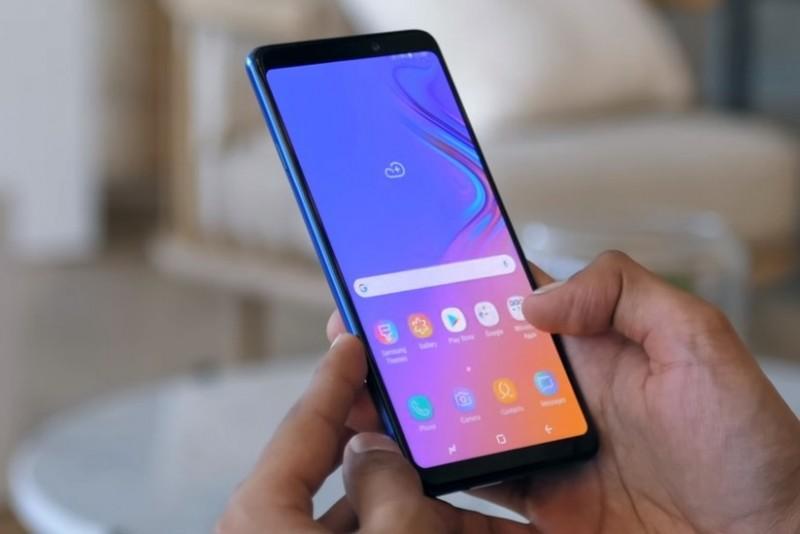 Смартфон Samsung Galaxy A9 - высокие характеристики и стиль