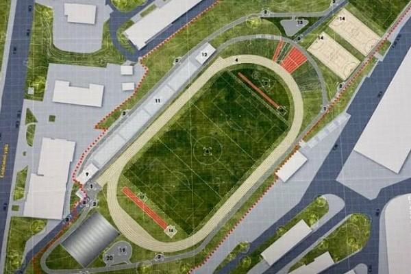 Стадион завода «Арсенал» ожидает реконструкция
