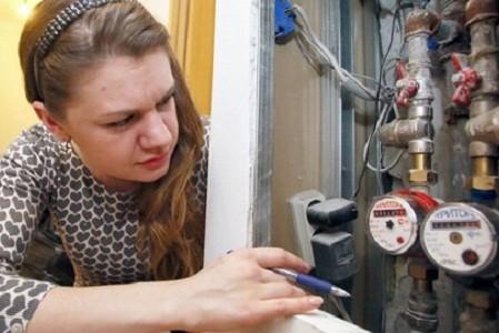 Киевляне могут распломбировать счетчики воды и тепла онлайн