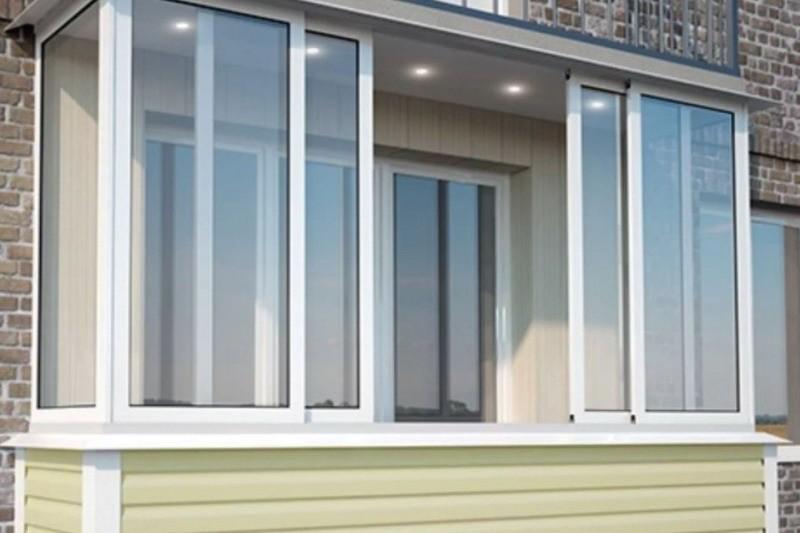Особенности услуги «балкон под ключ»