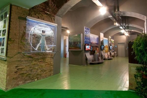 Киевский музей воды приглашает на день открытых дверей