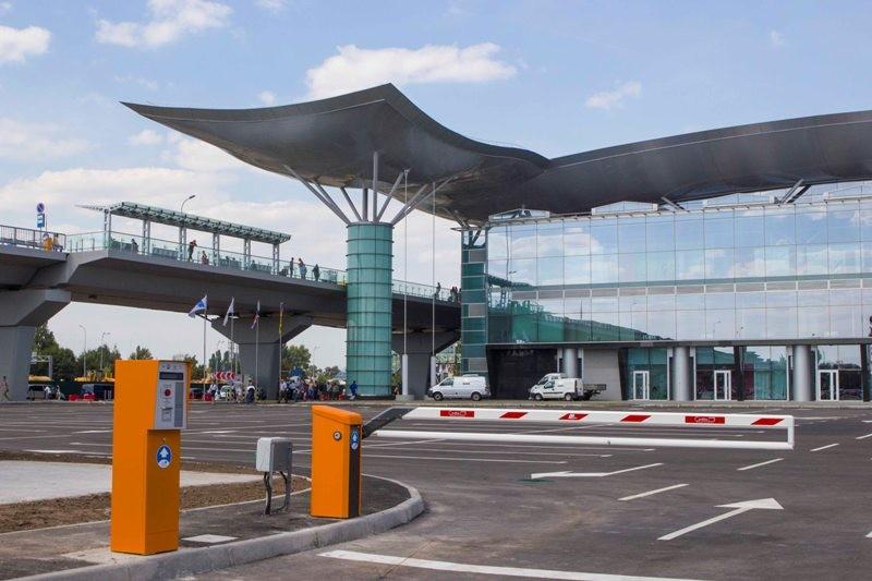В «Жулянах» скоро откроется обновленный терминал «А»
