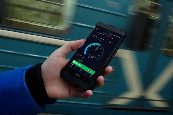 4G на первых станциях Киевского метрополитена появится в марте