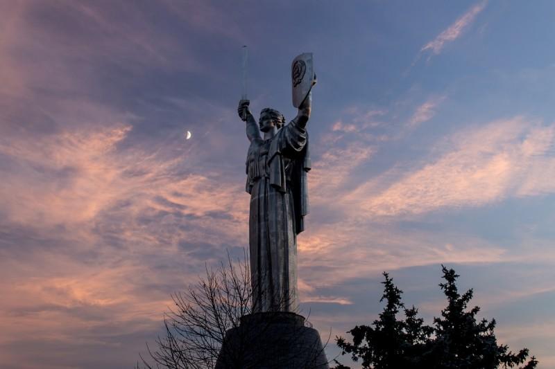 На монументе «Родина-мать» открылась смотровая площадка