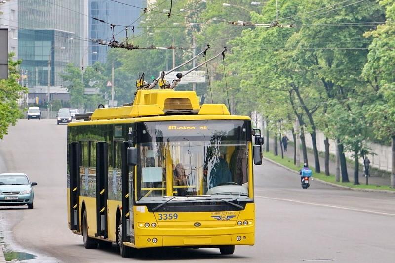 На Лесном массиве проведут троллейбусную линию
