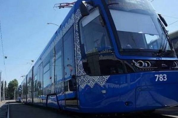 На Троещине появятся современные трамваи