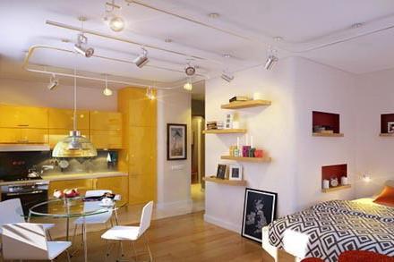 Основные хитрости по организации пространства в квартире