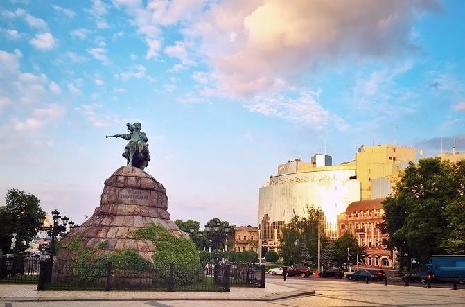 Киевлянам предлагают придумать талисман города