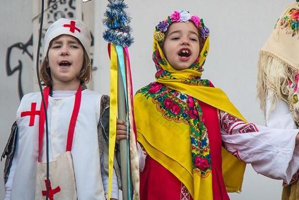 В Музее истории Украины научат петь колядки