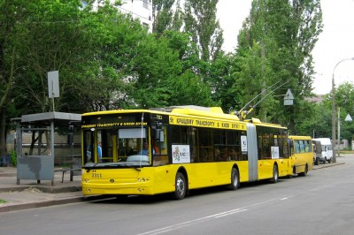 Для троллейбусов № 16 и 19 временно вводят дополнительную остановку